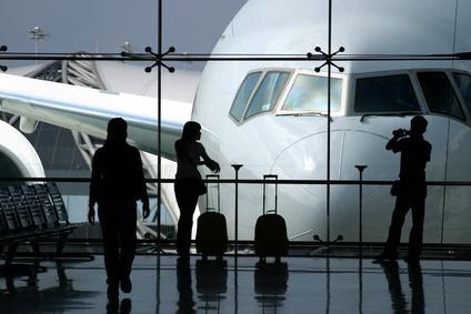 arrivée aéroport roissy
